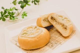 ★大口れんこんパン