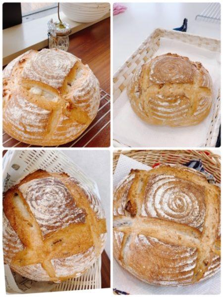 ★★★まるごとカマンベールチーズのくるみパン