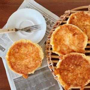 ★★2種類のチーズパリパリ