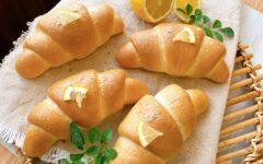 ★塩レモンバターパン